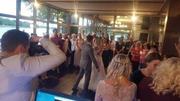 Hochzeitsfeier im Sauerland