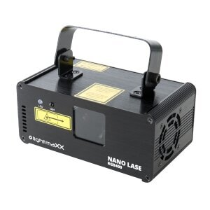 djculpa.de: LightmaXX Nano Laser